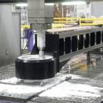 K&M Machine Fabricating - Machining Crawler for Drilling Rig