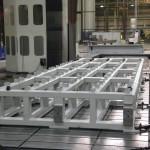 K&M Machine Fabricating - Machining a CNC Router Base