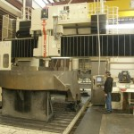 K&M Machine Fabricating - Machining a Wind Turbine Base