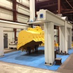 K&M Machine Fabricating – Inspection of Mining Machine Bucket