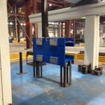 K&M Machine Fabricating – Inspection of Machine Tool Base