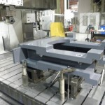 K&M Machine Fabricating - Machining of Machine Tool Base
