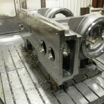 K&M Machine Fabricating - Machining of Continuous Miner Cutter Head