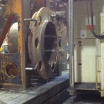 K&M Machine Fabricating – Machining of Jack Up Rig Crane Mount
