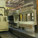 K&M Machine Fabricating – Machining of Power Generation Sub Base