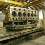 K&M Machine Fabricating – Machining of Power Generation Engine Block