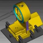 K&M Machine Fabricating - Machining Simulation