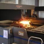 K&M Machine-Fabricating - Laser Burner