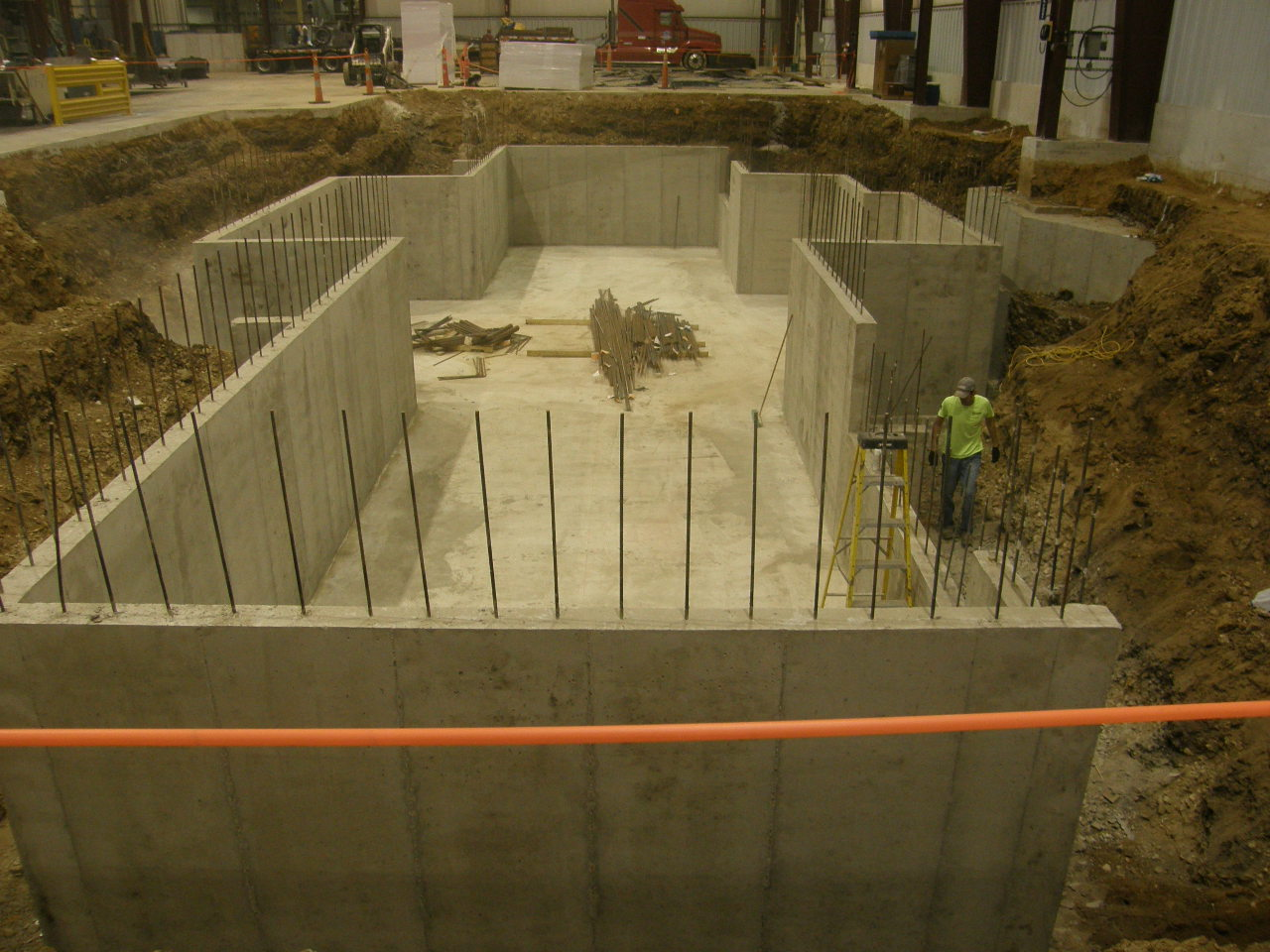 Large Machining 121 Foundation Picture 2