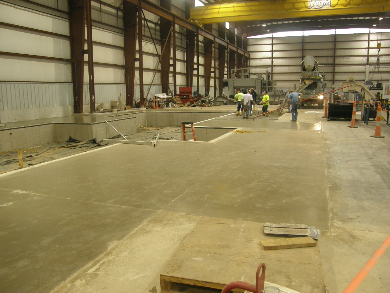 Large Machining 121 Foundation Picture 3