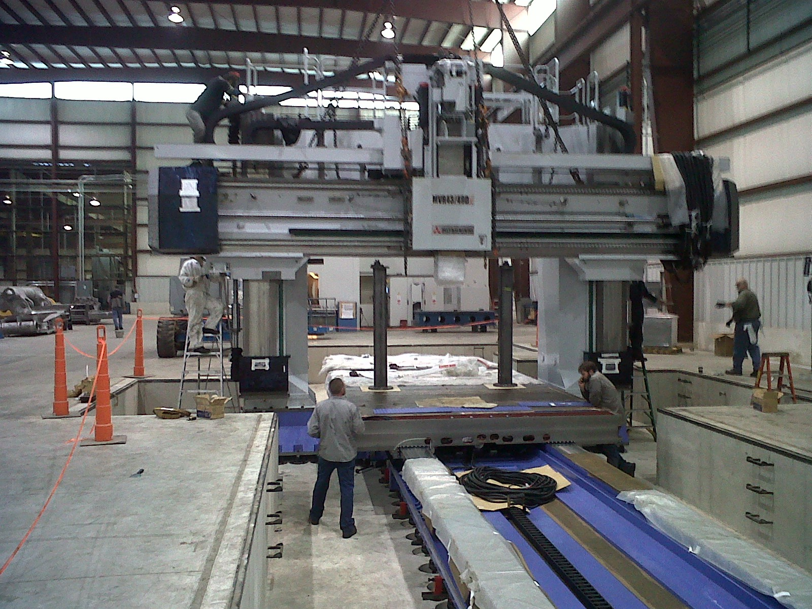 Large Machining 121 Guideways Picture 4