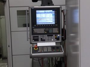 Large Machining 126 - Siemens 840D control