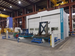 Large Machining 126 Two Automatic Pallet Changers