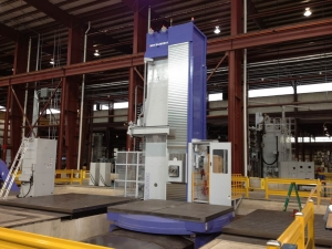 Large Machining Equipment List