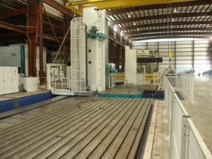 Large Machining Machine 112 Largest Large Boring Mill