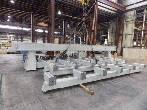 Process Controls for Contract Manufacturers of Large Machining and Large Fabrications - Large CNC Router