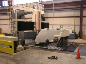 Process Controls for Contract Manufacturers of Large Machining and Large Fabrications - Large Ductile Iron Casting Machining