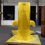 350 Ton Capacity Lifting Hook